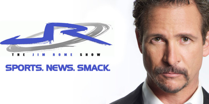 The Jim Rome Show + TomTom