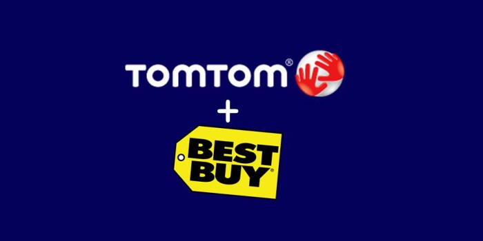 TomTom + Best Buy